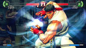 without street fighter iv the