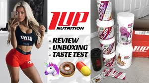 buffbunny unicorn donut protein 1up