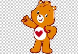 Cheer Bear Care Bears Wall Decal Share Bear Png Clipart Animals Bear Care Care Bears Carnivoran