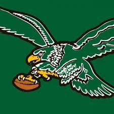 philadelphia eagles retro logo stylo 2