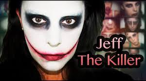 fx makeup jeff the