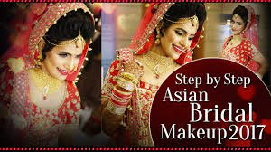 step asian bridal makeup tutorial