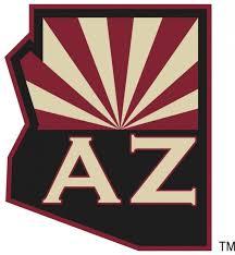 Phoenix Officially Unveils Their First Arizona Coyotes Logo Arizona Coyotes Arizona Cardinals Arizona Flag