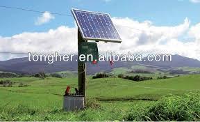 Solar Electric Solar Electric Fence Energiser