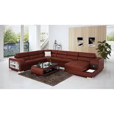 antique style leather corner sofa set