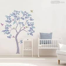 Nursery Stencils For Walls And Kids Room Stencils The Stencil Studio