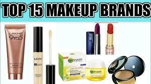 best makeup brand in india 2018