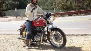 with the royal enfield continental gt