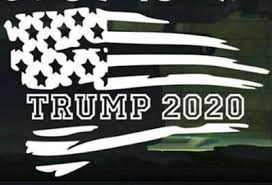 Trump Flag 2020 Sticker Decal For Yeti Cooler Window Popular Yeti Cooler Car Decals Vinyl Decals