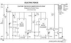 10 Electric Fence Ideas Electric Fence Fence Electronics Projects