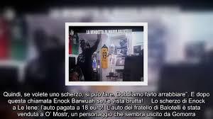 Video :: ✅ Enock fratello di Mario Balotelli, scherzo a Le ... ▷ Mario  Balotelli ▷ Shotoe