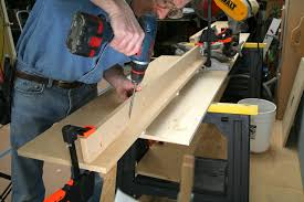 Make A Miter Saw Work Station Part 2 Thisiscarpentry