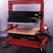 reina 50 ton hydraulic press 34 x 26