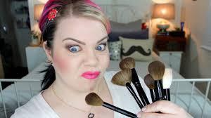 wayne goss face brush set review