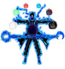 Naruto Chaos Fuhen Mage Mode by fg7dragon on DeviantArt