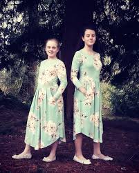 Bold Floral and Bold Mint Dresses – Lillie Sue & Abby May
