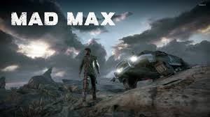 mad max wallpaper game
