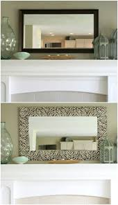 20 Remarkably Decorative Diy Mirrors To Beautify Your Home Diy Crafts