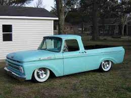 used 1962 ford uni shortbed in