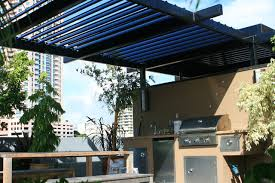 ecoshade louvered roofs tropical