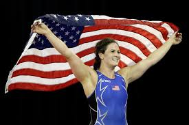 Girls Sports Month: Wrestler Adeline Gray on dreaming big and chasing  Olympic gold | USA TODAY High School Sports