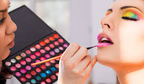 makeup artists in the fashion industry