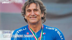 Chi è Alex Zanardi [Video]