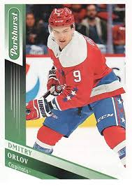 2019-20 Parkhurst Hockey #158 Dmitry Orlov at Amazon's Sports Collectibles  Store