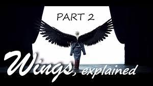 bts wings era symbolism explained short films part of