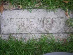 Effie West - Find A Grave Memorial