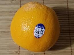 navel oranges nutrition facts