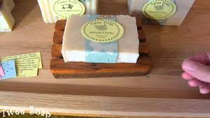 labelling handmade soap you