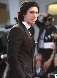 Adam Driver, clean shaven in a tux, very nice | Adam driver, Star ...