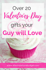 day gifts your man will love
