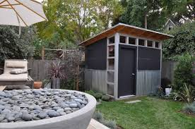 corrugated metal sheds