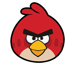 Angry Bird 1024*890 transprent Png Free Download - Red, Smile ...