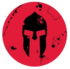 Red Spartan Race Beast Sticker Albuquerque Vinyl Llc