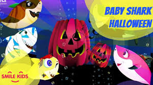 Halloween Baby Shark - The Halloween Song of Scary Baby Shark ...