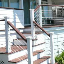 Stainless Steel Cable Railing Systems Components Wagner