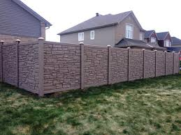 Stone Fence Design Ideas Bob Doyle Home Inspiration Ideas To Build Ecostone Fence