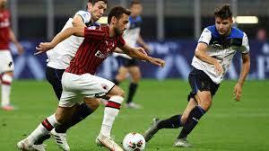 Milan - Atalanta 1-1 - Calcio - Rai Sport