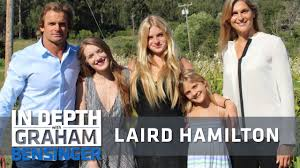 Laird Hamilton: My three daughters - YouTube