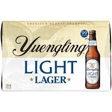yuengling light lager 24 pack beer