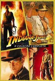 ewmix.com: Indiana Jones - A Coleção Completa