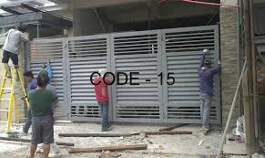 Steel Works Iron Works Steel Gate Metal Works Makati Claseek Philippines