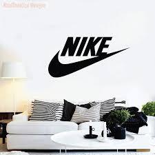 Nike Logo Wall Decal Vinyl Sticker Krafmatics