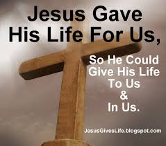 Jesus Gives Life: The Lord's Prayer: Matthew 6 Forgiveness Before and After the Cross