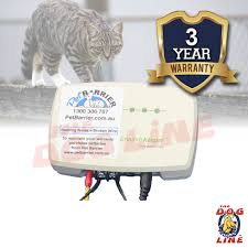 Pet Barrier Cat Fence Kit Premium Grounds Keeper Kit For Cats