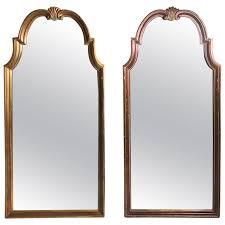 gold hollywood regency mirrors