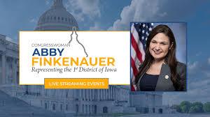 Live | Representative Abby Finkenauer